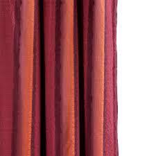 grommet and eyelet curtains burgundy madura