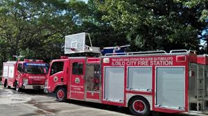 100 New Fire Trucks 2 Boost Iloilo Citys Fighting Capability PAGEONE