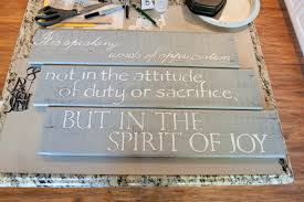 Create Your Own Stenciled Wood Panels Fab You Bliss