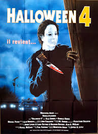 Kyle Richards Halloween 4 by Z Movie Posters