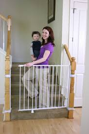Best 25+ Safety Gates For Stairs Ideas On Pinterest | Safety Gates ... Model Staircase Gate Awesome Picture Concept Image Of Regalo Baby Gates 2017 Reviews Petandbabygates North States Tall Natural Wood Stairway Swing 2842 Safety Stair Bring Mae Flowers Amazoncom Summer Infant 33 Inch H Banister And With Gate To Banister No Drilling Youtube Of The Best For Top Stairs Design That You Must Lindam Pssure Fit Customer Review Video Naomi Retractable Adviser Inspiration Jen Joes Diy Classy Maison De Pax Keep Your Babies Safe Using House Exterior