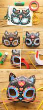 Halloween Half Mask Ideas by Best 25 Paper Mask Ideas On Pinterest Mask Making Cardboard