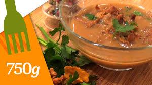 comment cuisiner les girolles fraiches recette de sauce aux girolles 750 grammes