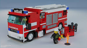 Constantin Kormann - LEGO Fire Truck Bricktoyco Custom Classic Style Lego Fire Station Modularwith 3 Ideas Product Ideas Truck Tiller Lego City Pumper Truck Made From Chassis Of 60107 Light Sound Ladder Cute Wallpapers Amazoncom City 60002 Toys Games Juniors Emergency Walmartcom Fire Truck Youtube Big W City 4208