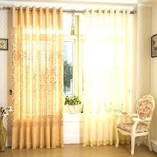 Yellow And White Curtains Canada by Luxury Yellow And White Window Curtains U2013 Muarju