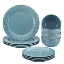 Dining: Beautiful Colors And Finishes Of Stoneware Dishes 2017 ... Pottery Barn Asian Square Green 6 Inch Dessert Snack Plates Shoaza Ding Beautiful Colors And Finishes Of Stoneware Dishes 2017 Ikea Hack We Loved The Look Of Pbs Catalina Room Dishware Sets Red Dinnerware Fall Decorations My Glittery Heart Kohls Dinner 4 Sausalito Figpurple Lot 2 Salad Rimmed Grey Target