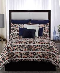 vince camuto messina full queen comforter mini set bedding