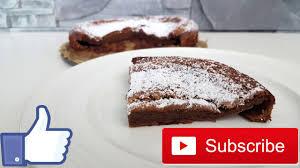 fluffiger schoko kuchen mit nur 2 zutaten einfaches rezept