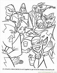 Amazing Free Superhero Coloring Pages 90 With Additional Line Drawings
