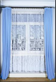 Kmart White Blackout Curtains by Old World Lace Curtains Distinctive Curtain Top Panel