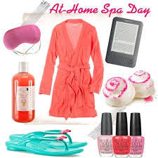 Plan A Spa Day At Home