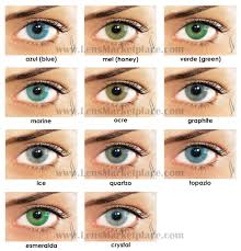 Prescription Halloween Contacts by Colored Contact Lenses Colors Of The Wind In Forest Green