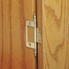 non mortise hinges with finial rockler woodworking and hardware