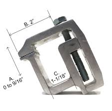100 Truck Topper Clamps New TRUCK CAP MOUNTING CLAMP Heavy Duty Camper Shell For Tite