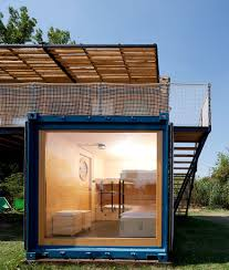 100 House Made From Storage Containers Small Mobile Hotel Shipping ARTIKUL Architects