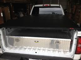 Rousing Wear Guard X X Black Aluminum Full Shop Truck Tool Boxes At ...
