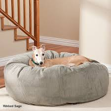 dog beds drs foster and smith warm cuddly deluxe slumber ball