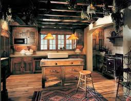 ancienne cuisine cuisine ancienne pour un intérieur convivial et chaleureux