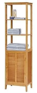 badmöbel badezimmerschrank bambus kaufen auf ricardo