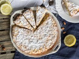 mandel zitronenkuchen mit weißer schokolade glutenfrei