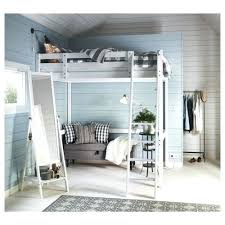 Loft Beds Ikea Loft Bed Idea With puter Desk And Stairs Crib