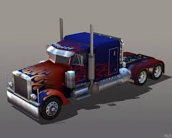 OPTIMUS PRIME TRUCK By Goreface13 On DeviantArt
