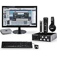Apple Complete Recording Studio With Mac Mini V5 MGEM2LL A