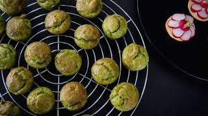 recettes de cuisine avec le vert du poireau mini cakes au vert de poireau lardons et tomme du ried je vais