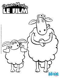 5 Coloriage Shaun Le Mouton 74153 Rafa Examples