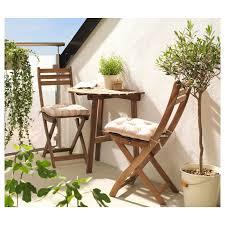 Ebay Patio Table Umbrella by Ikea Askholmen Garden Patio Outdoor Balcony Table 502 586 67 New