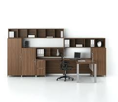 bureaux avec rangement bureau avec rangement bureau pour open space en bois contemporain