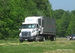 100 Sysco Trucking Foods Inc Houston TX Rays Truck Photos