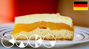 luftiger aprikosenkuchen mit schmandguss