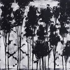 Black And White Art Paintings