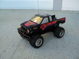 TAIYO TYCO HARLEY Davidson Mini Bandit RC Truck Electric 1989 RARE ...