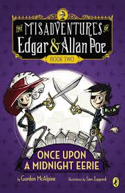 The Misadventures Of Edgar Allan Poe