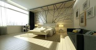 Feature Wall Ideas Bedroom Texture