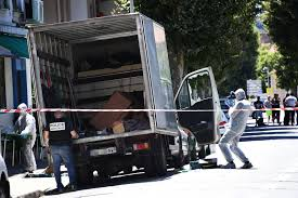 France Truck Attack Suspect Was Not On Terror Watch Lists, Officials ... Nice France Attacked On Eve Of Diamond League Monaco Truck Plows Into Crowd At French Bastille Day Celebration In What We Know After Terror Attack Wsjcom Car Hologram Wireframe Style Stock Illustration 483218884 Attack Hero Stopped Killers Rampage By Leaping Lorry And Laticrete Cversations Truck Isis Claims Responsibility For Deadly How The Unfolded 80 Dead Crashes Into Crowd Time Membered Photos Photos Abc News A Harrowing Photo That Dcribes Tragedy Terrorist Kills 84 In Full Video