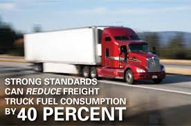 Time To Act On Trucks: We Can Reduce New Truck Fuel Consumption 40 ...