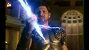Zeus Lightning Bolt Sound FX From The Thief