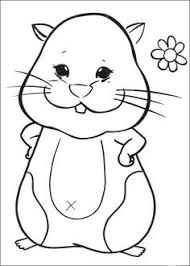 Zhu Pets Coloring Pages 33