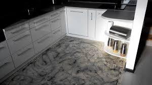 Küche Boden Verlegen Bodenbeschichtung Küche