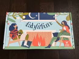 FabFitFun Winter 2018 Review + Coupon Code - Subscription Box Ramblings