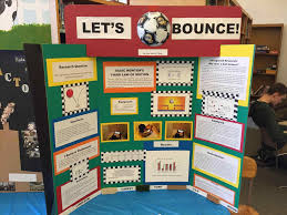 Science Fair Display Board High School