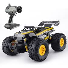 TOYABI 1/18 Off-road RTR Monster Truck Electric Powered Bigfoot Rc ...