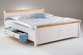 massivholz schlafzimmer set 6teilig komplett kiefer massiv weiß antik