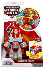 Official Looks At Transformers Rescue Bots Action Figures ...
