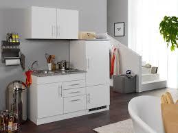 held singleküche toronto b 160 cm 2er kochmulde inklusive kühlschrank
