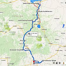 Semarang To Yogyakarta 1 Day Itinerary Gedong Songo Borobudur And Prambanan