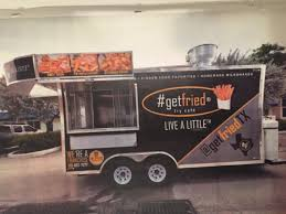 20x12 #getfried French Fry Concession Trailer For Sale In San Antonio -
